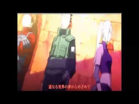 Naruto Shippuden:Abertura 3° Temporada