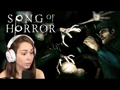 [ Song of Horror ] Amazing third person horror - Episode 1