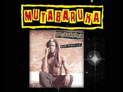 Mutabaruka - I Am The Man (Never Get Weary Yet)  1991