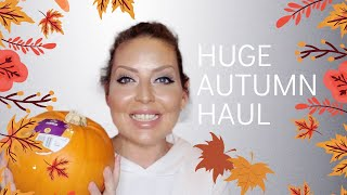 HUGE AUTUMN HAUL | CLEANING AND DECOR - MORRISONS, IKEA, ONE BELOW - Tanya Louise