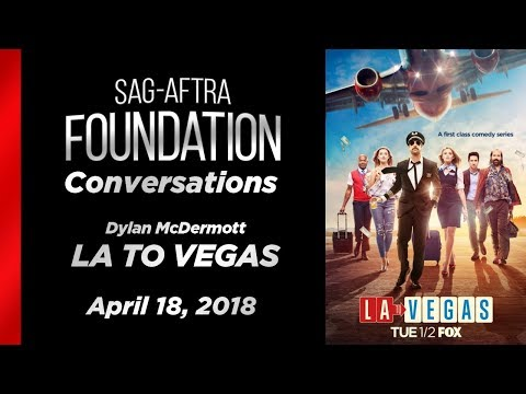 Conversations with Dylan McDermott of LA TO VEGAS