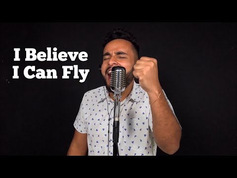 Gabriel Henrique - I Believe I Can Fly (Cover Yolanda Adams)