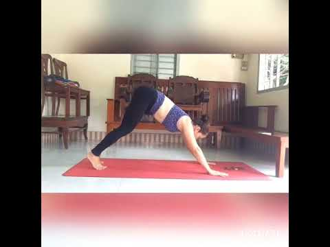 7 days Challenging yourself with Core strengthening - Day 6