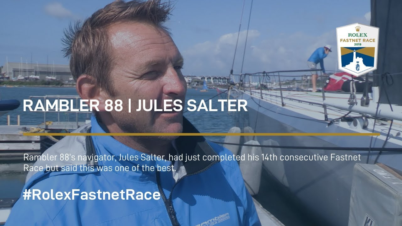 Jules Salter | Rambler 88