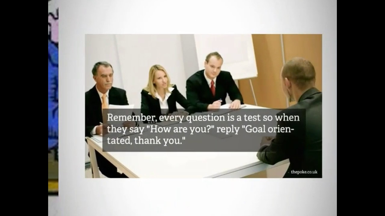 interview tips and tricks interview facing technique - Facing An Interview Tips And Techniques
