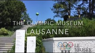 The Olympic Museum, Lausanne | allthegoodies.com