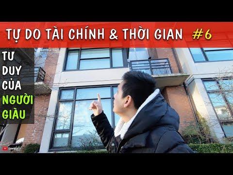 Tư duy của NGƯỜI GIÀU khác NGƯỜI NGHÈO như thế nào  Tự Do Tài Chính 6  Quang Lê TV 190