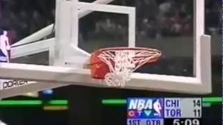 The Michael Jordan Triple Fake