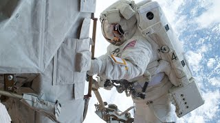 Spacewalk by NASA Astronauts to Install Space Station Science Platform