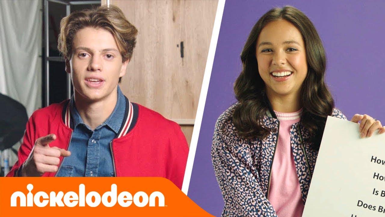 Download Conosciamo Jace Norman Breanna Yde e Jack Griffo | Nickelodeon Italia