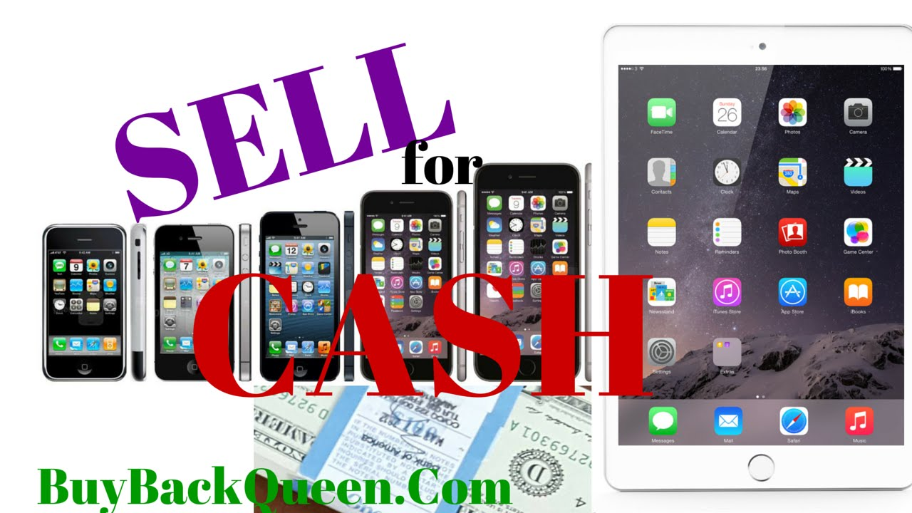 Sell Old Iphones For Cash