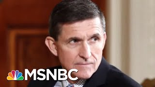 Shut Downs Abound: Flynn Delay Shows Judge 'Very Disturbed' By Flynn's Conduct | MTP Daily | MSNBC thumbnail