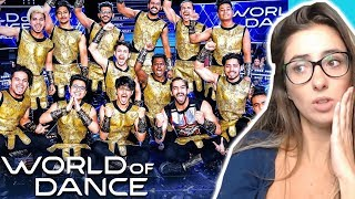 KINGS UNITED | World of Dance 2019 Qualifiers | Reaction!