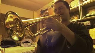 Урок ТрубаУроки игры на трубе Trumpet LessonSubtone   44