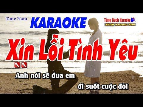 xin-lỗi-tình-yêu-karaoke-123-hd-(tone-nam)---nhạc-sống-tùng-bách