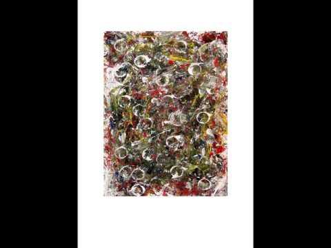 Abstract Expressionism 20th Century Art of Von Allen