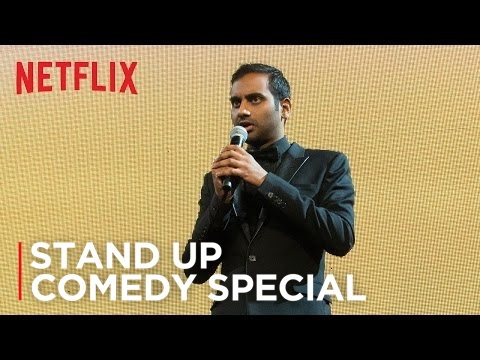 Trailer do filme Aziz Ansari Live at Madison Square Garden