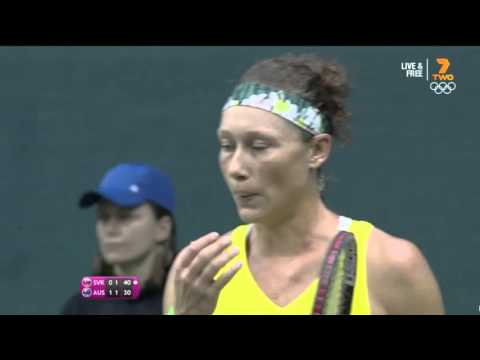 Highlights of Team Australia's Fed Cup win over Slovakia_Feb 2016