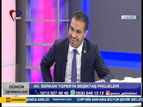 Berat Aşıcıoğlu  ile Günün Getirdikleri - 12.02.2019 // Av. Serkan Toper
