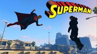 Video GTA 5 PC Mods - SUPERMAN MOD!!! GTA 5 How To Install Superman Script Mod (😀Tutorial) download MP3, 3GP, MP4, WEBM, AVI, FLV Agustus 2018