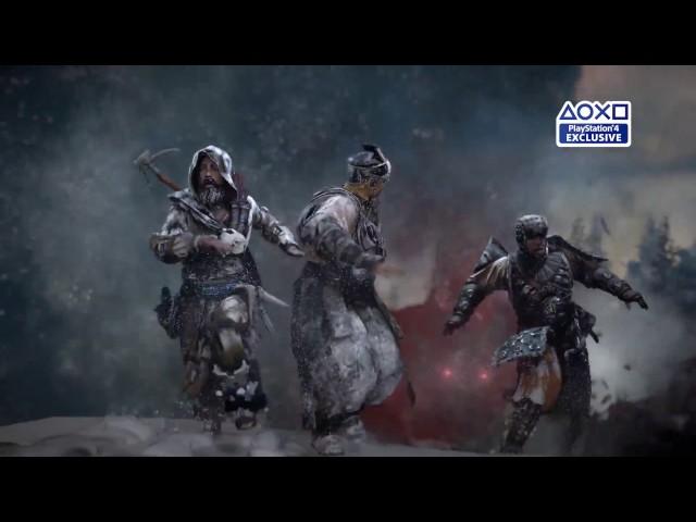 Horizon Zero Dawn : The Frozen Wilds - Trailer E3 2017