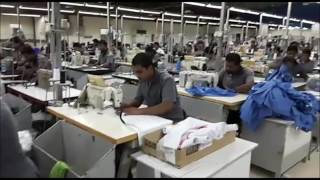 amco uniforms factory complete overview
