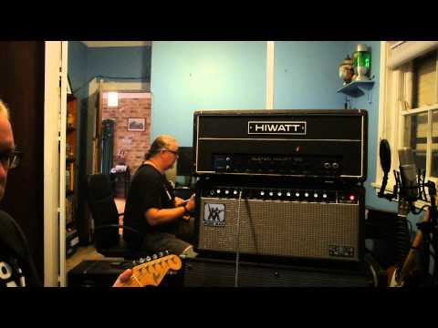 Vintage Music Man HD-130 Reverb Valve Amplifier