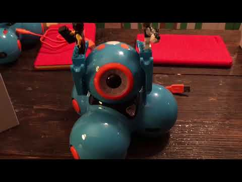 Setup Your Child's Kindle To Control Their Dash Robot By Wonder Workshop