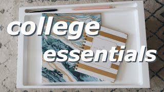 College Essentials You DIDN'T Think You Needed!