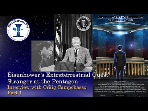 President Eisenhower's extraterrestrial guest - Part 1 (S03E03)