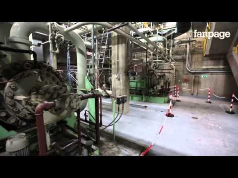 Garigliano, viaggio nella centrale nucleare in dismissione