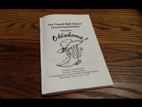 Powell High School - Oklahoma 2017