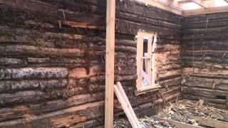 Копейск. Замена несущих стен.  Старые очень сильно испортил
