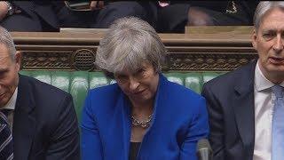 LONDON: Theresa May gewinnt Vertrauensabstimmung