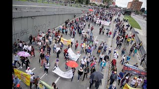 Rectores de universidades públicas piden a estudiantes en paro retornar a clases | Noticias Caracol