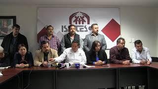 Se suspende el paro estatal de labores, se presentan los acuerdos sobre el ISSSTESON: CSSPES