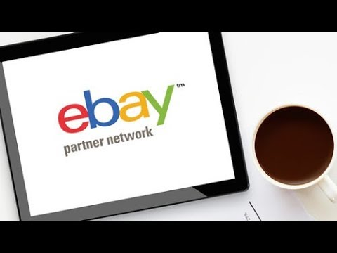 Create Ebay Affiliate Account And Earn Up To $2000 USD Per Month