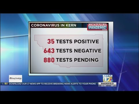 First COVID-19 Death In Kern County