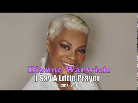 Dionne Warwick - I Say A Little Prayer (Karaoke)
