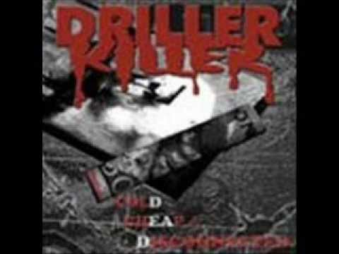 DRILLER KILLER - Cold, Cheap and Disconnect [FULL ALBUM]: 01. Gotta Get A God 0:00 02. Breaking Traditions 3:56 03. BDS 7:45 04. Incomin' 10:22 05. As If 14:00 06. Chemicaligula 16:26 07. Someones Tomorrow 21:04 08. I Love Playing With Fire (JOAN JETT) 23:42 09. Day Of No Hope 26:49 10. Andisconnecdead 29:48 11. In The Name Of Namedroppin' 34:46 12 Pegintron side fx hell 41:25 13 Fountain Of Shit 46:14 14 Disturbed And Unclean 50:34
