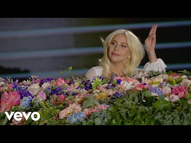 Lady Gaga - Imagine (Live at Baku 2015 European Games Opening Ceremony)