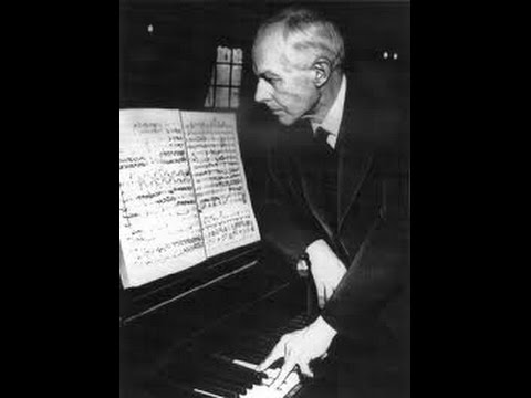 "Béla Bartók plays Bartók ""For Children"""