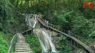 33 водопада Сочи Головинка Большой Кичмай Ultra HD 4K