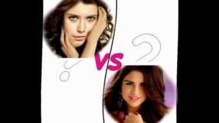 Beren Saat vs. Selena Gomez