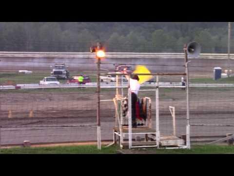Hummingbird Speedway (6-17-17): Sunny 106.5 FM Pure Stock Feature