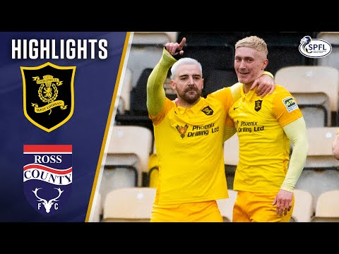 Livingston Ross County Goals And Highlights