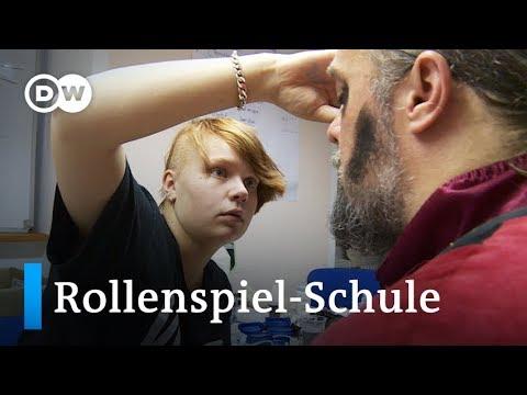 Download Dänemark: die Rollenspiel-Schule | DW Reporter
