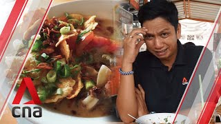 Sop kaki kambing with goat's eyes, ears and brain? We tried it - here's our verdict