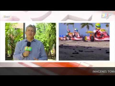 Oscar Tunjo, Juan Jose Diaz y Hernando Sanchez, en +MOTOR de RED+ Noticias. 16/02/18