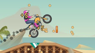 Wheelie Cross · Game · Gameplay